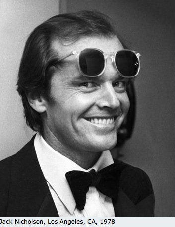 Jack Nicholson photo Ron Galella