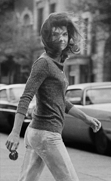 Jackie Kennedy photo Ron Galella