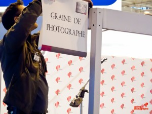 Graine de Photographe Salon de la Photo 2011