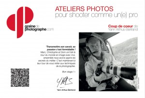 Graine de Photographe des stages photo pour shooter comme un(e) pro