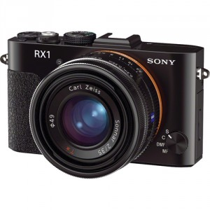 Sony DCS-RX1 compact full frame