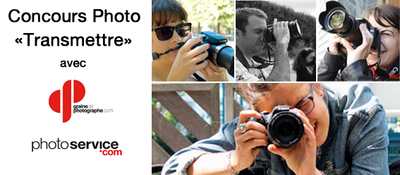 Concours Photo Graine de photographe