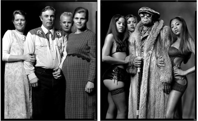 Photo : Mark Laita - Polygamists/Pimp, 2004-2003