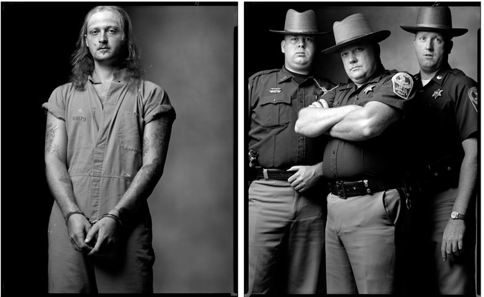 Photo : Mark Laita - Bank Robber/Deputies, 2000/2000