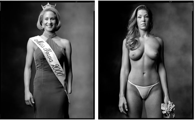 Photo : Mark Laita - Beauty Pageant Contestant/Topless Dancer, 2000/2002
