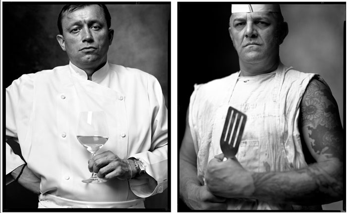 French Chef/Short Order Cook, 2006/1999