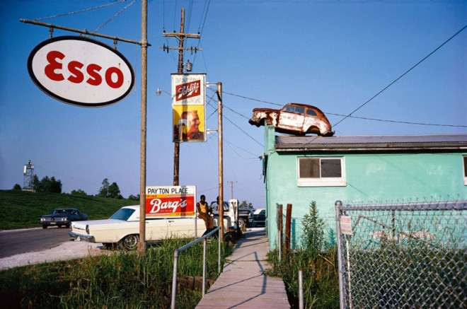 Photo : William Eggleston