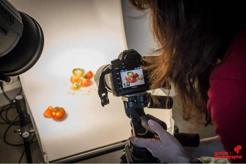 Cours photo culinaire