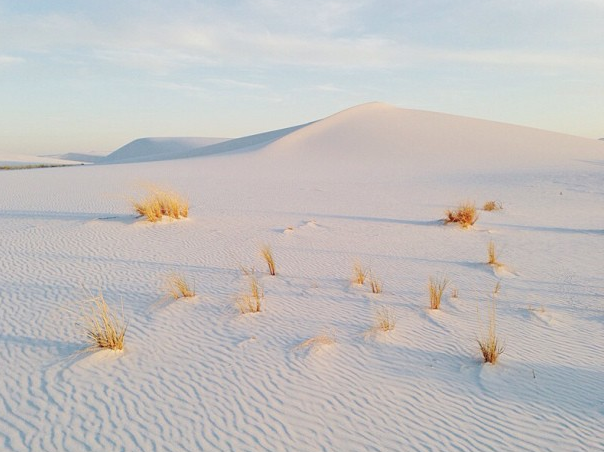 White sands national Monument - Photo : Kevin Russ