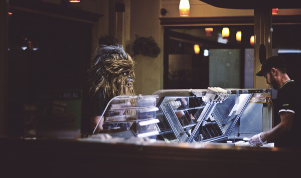 Wookie life - photo: Mako Miyamoto