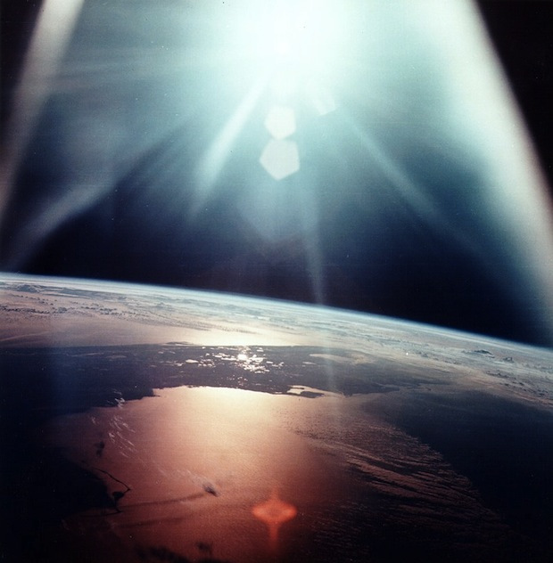 Apollo 7, 1968 - Photo : NASA