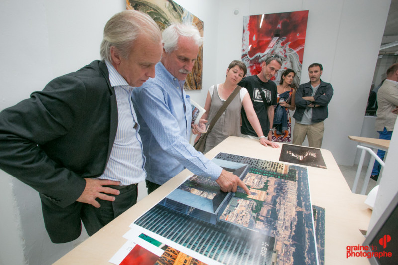 Atelier Yann Arthus-Bertrand Photo: Dom Llorens