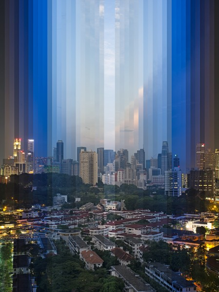 photo: Fong Qi Wei - Time is a Dimension