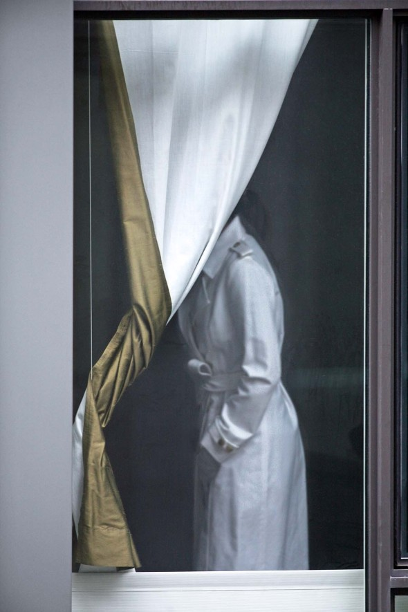 """The Neighbors"" - Arne Svenson"