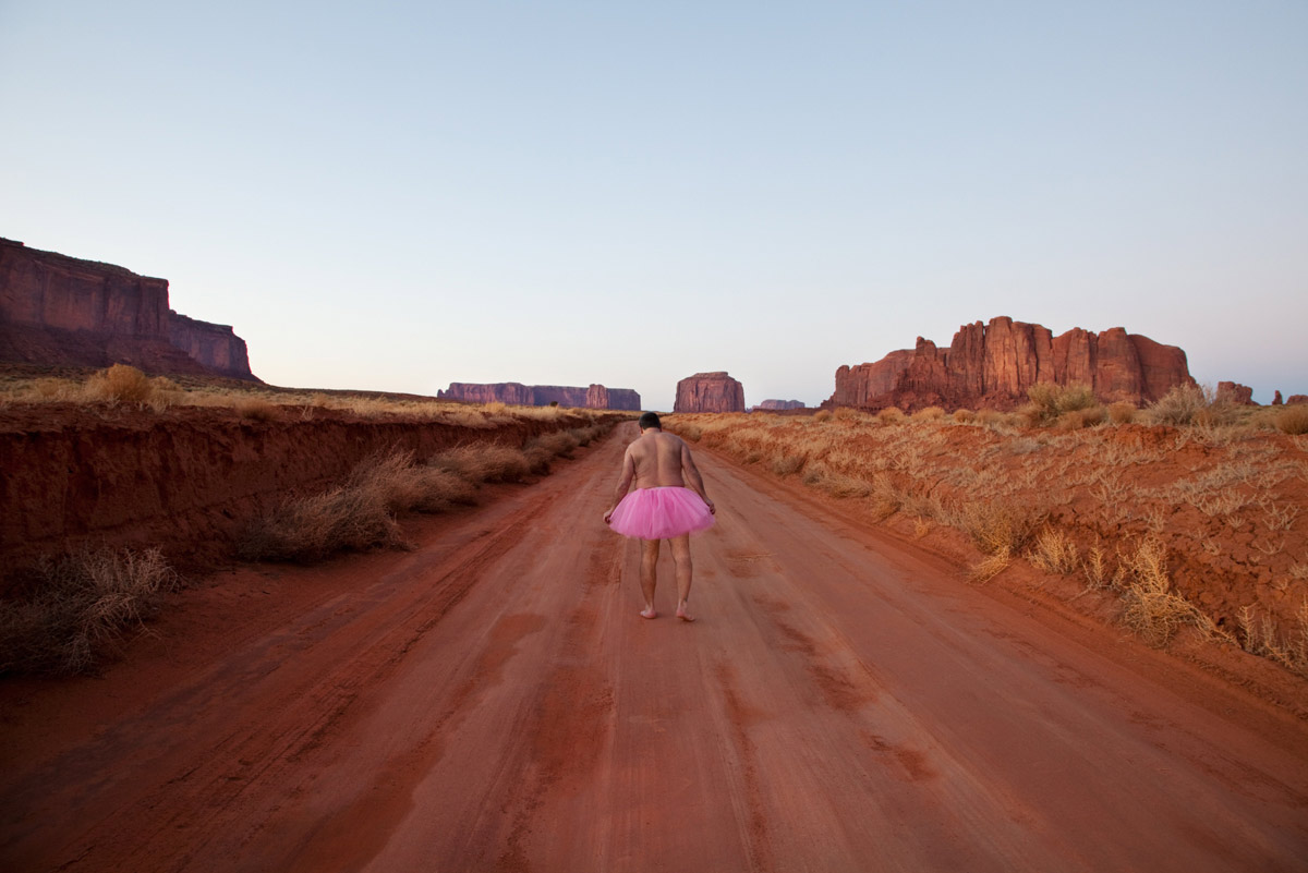 The Tutu Project - Bob Carey