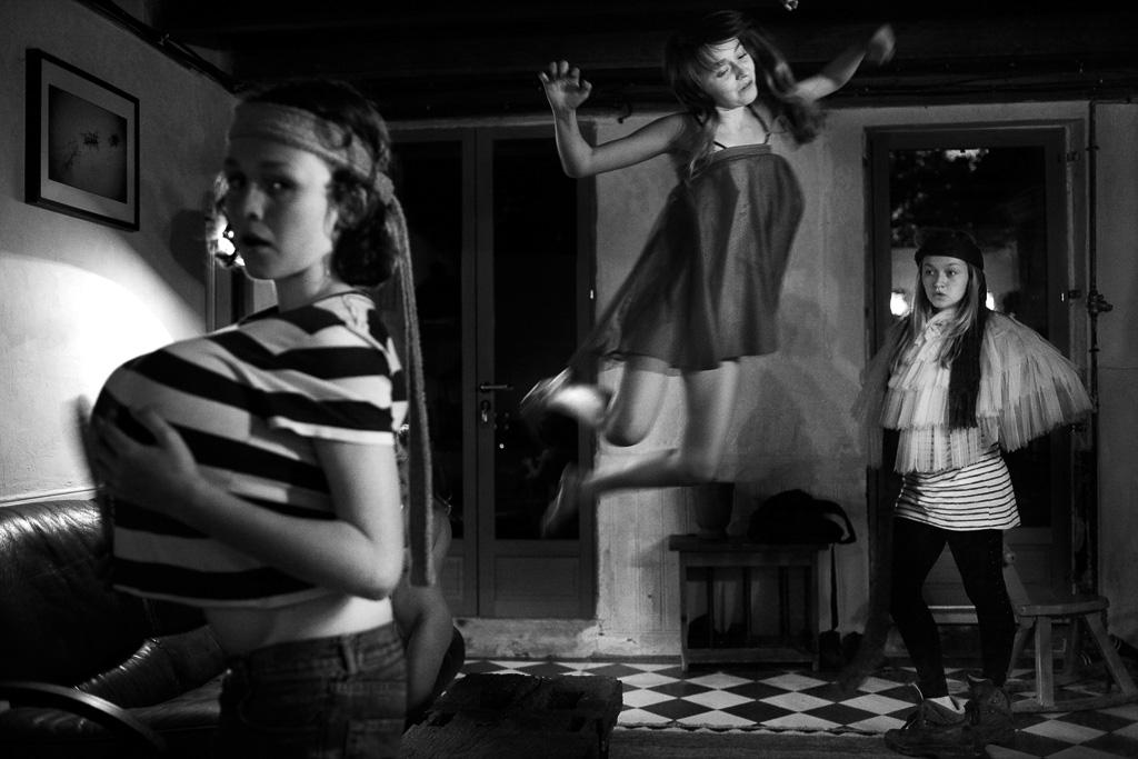 La famille - © Alain Laboile