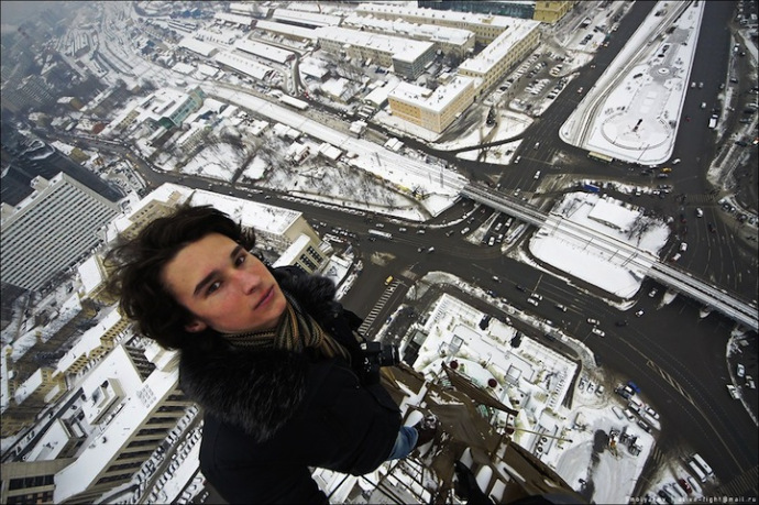 Rooftopping - Kirill Oreshkin