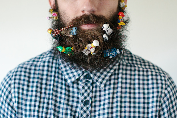 Will it Beard - © Pierce et Stacy ThiotWill it Beard - © Pierce et Stacy Thiot