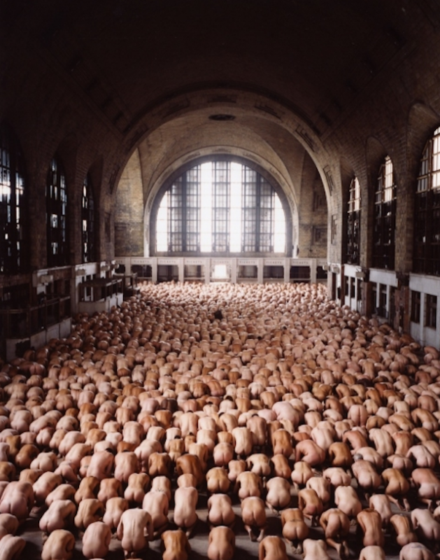Photo : Spencer Tunick