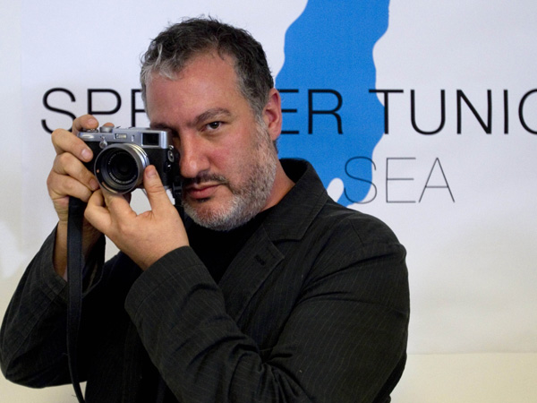 Le photographe Spencer Tunick