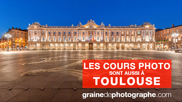 Cours photo à Toulouse - grainedephotographe.com