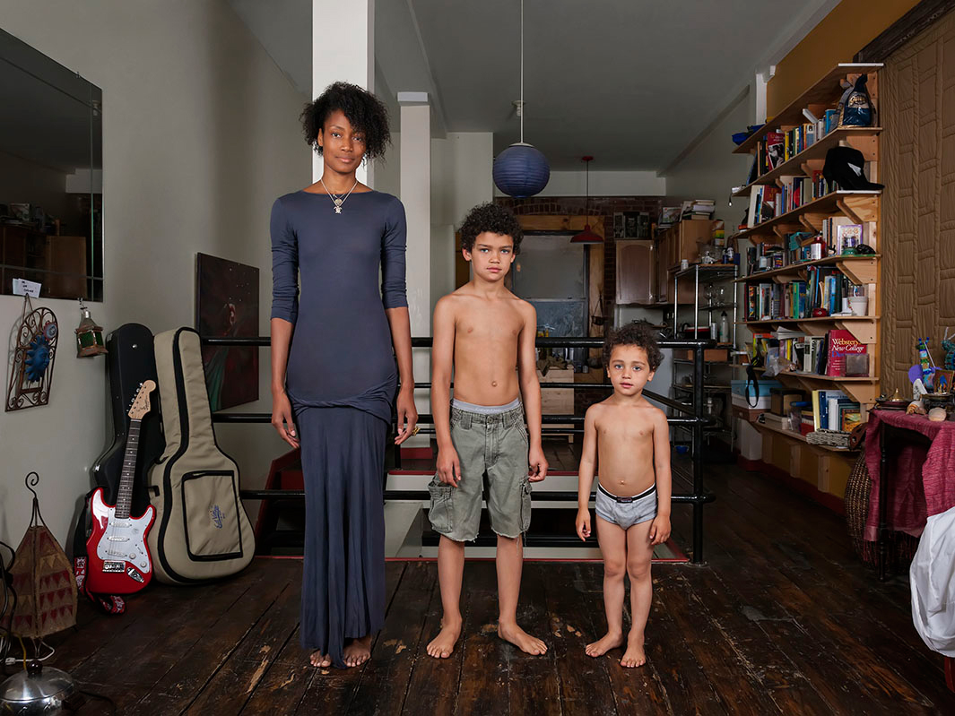 Famille Doyle, 2010 - New York - Cyjo