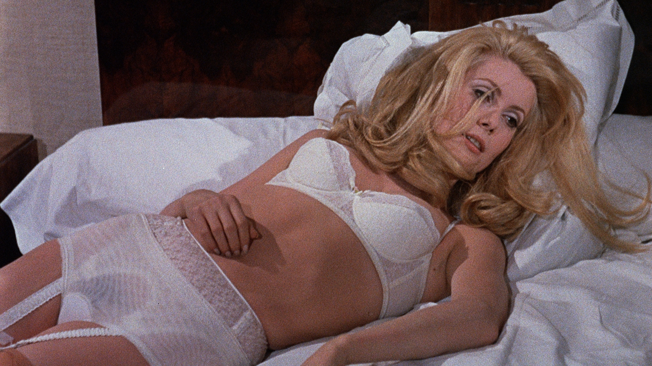 "Photo: Catherine Deneuve, ""Belle de Jour"", 1967"