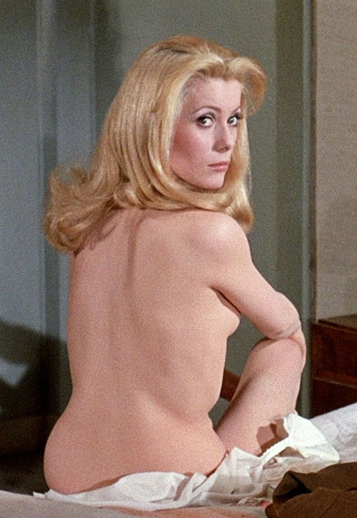 "Photo: Catherine Deneuve, ""Belle de Jour"" 1967"