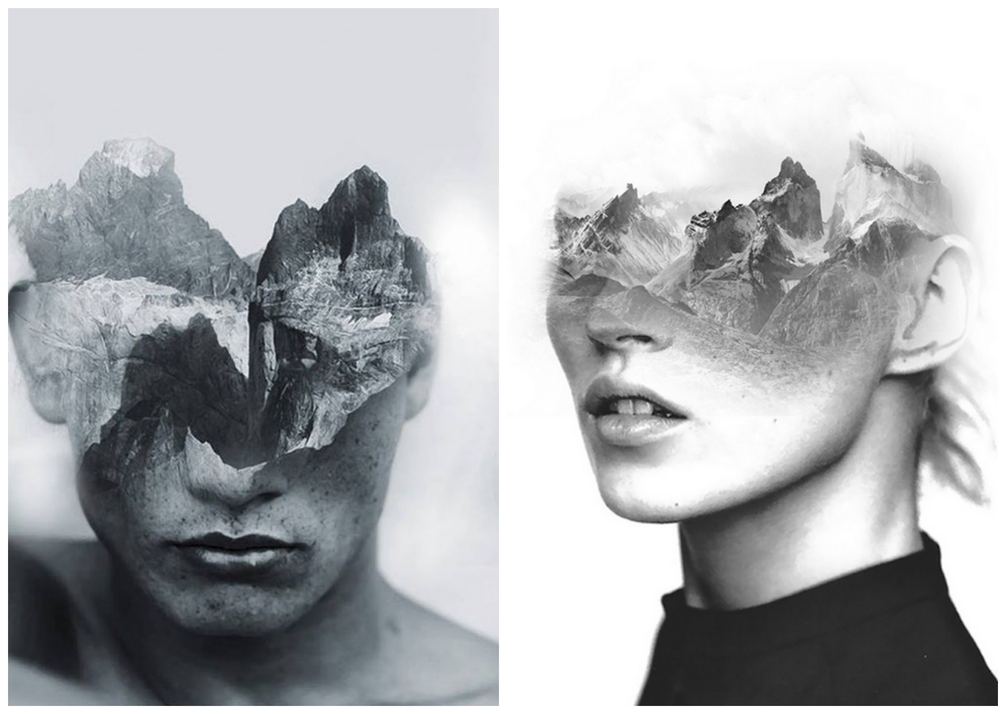 Les Portraits Surr Alistes D 39 Antonio Mora Graine De Photographe The Blog