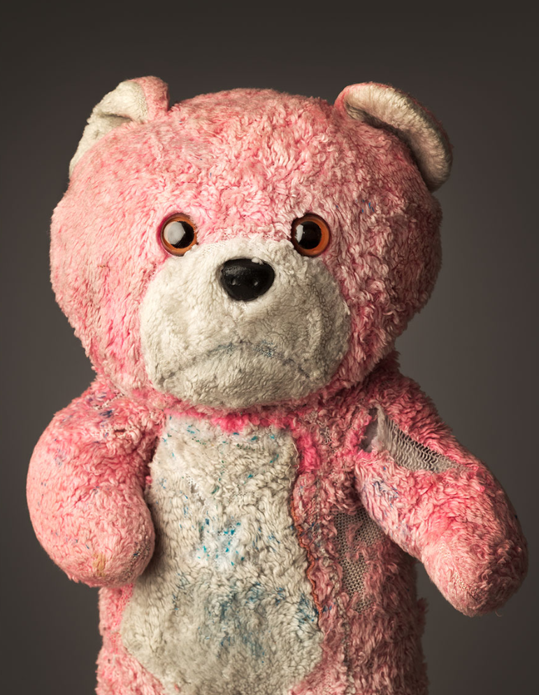 Pink Teddy - Mark Nixon