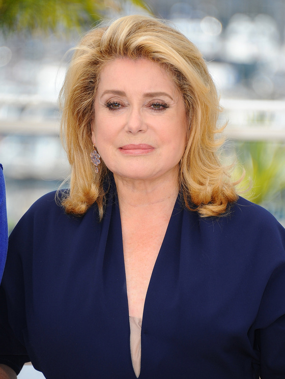 Photo: Catherine Deneuve, Festival de Cannes, 2011. Photo: G. Gaffiot - Steph - Fdc11 - visual pressagency ©