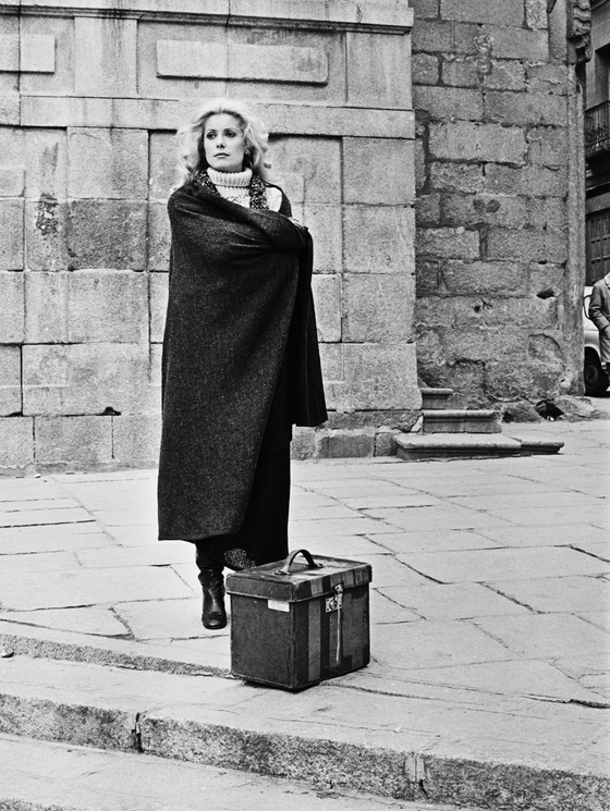 Photo: Catherine Deneuve, « Tristana », 1973. Ferrari / Cover / Getty Images ©