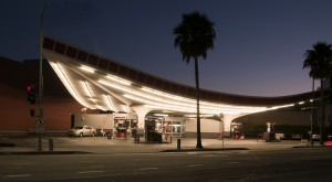 Photo: Union 76 Gas Station, Beverly Hills
