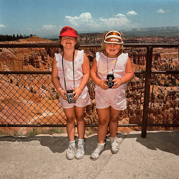 Photo: Bryce Canyon National Park, 1980
