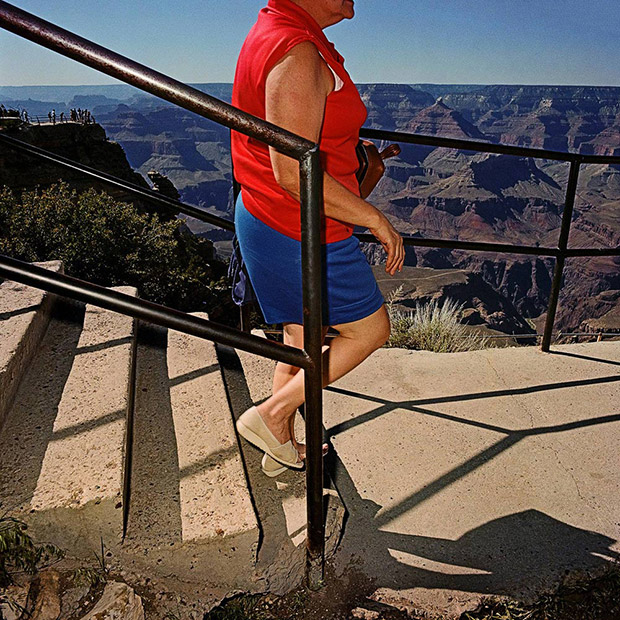 Photo: Roger Minick, Grand Canyon National Park, 1980