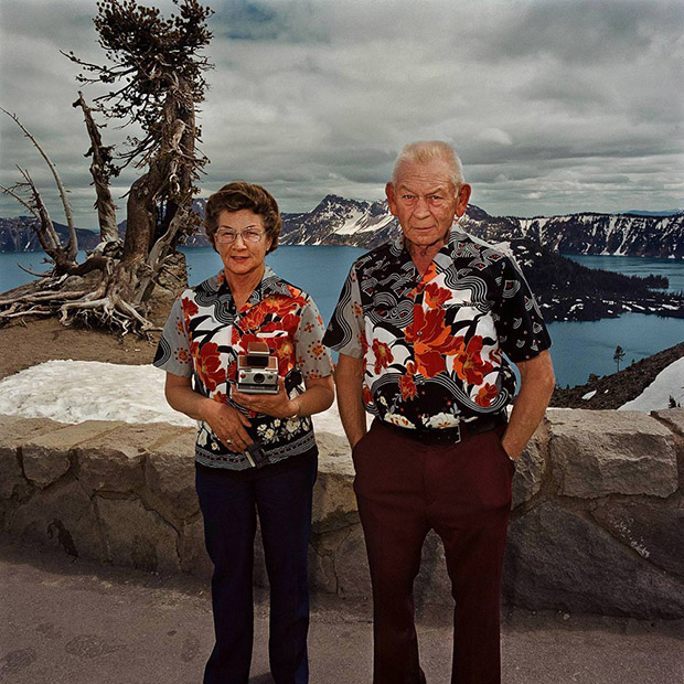 Photo: Roger Minick, Crater Lake National Park, 1980