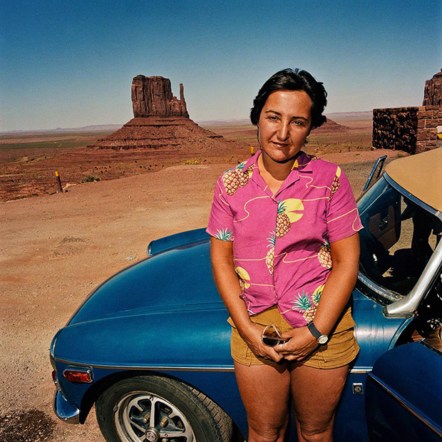 Photo: Roger Minick, Monument Valley, 1980