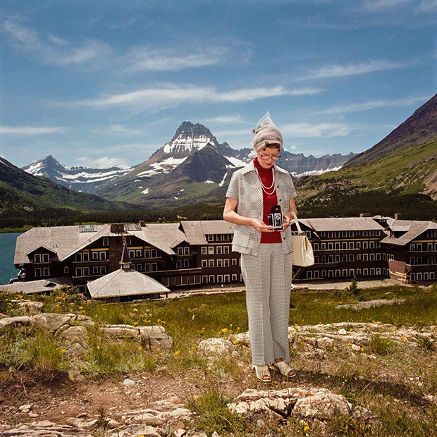 Photo: Roger Minick, Glacier National Park, 1981