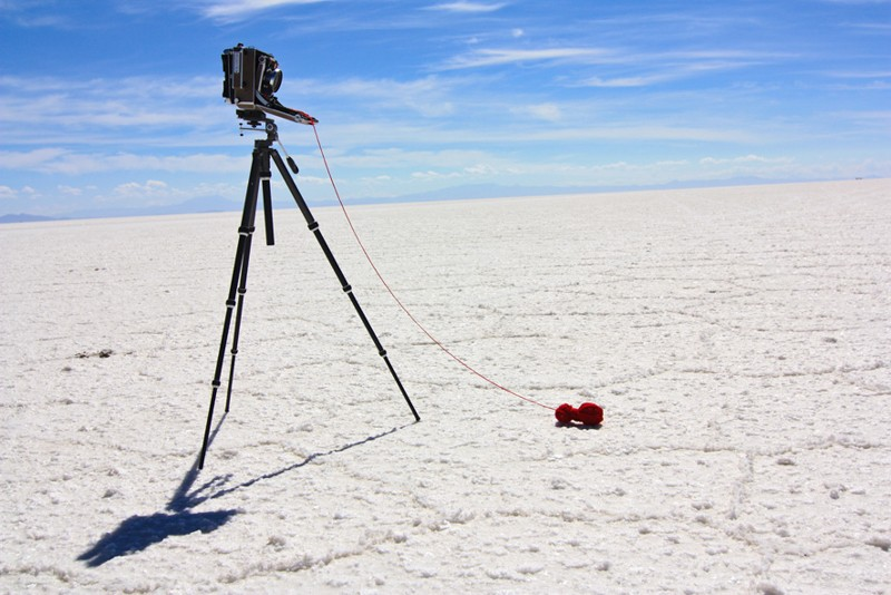 Photo: Salar de Uyuni, Bolivie, Clément Darrasse