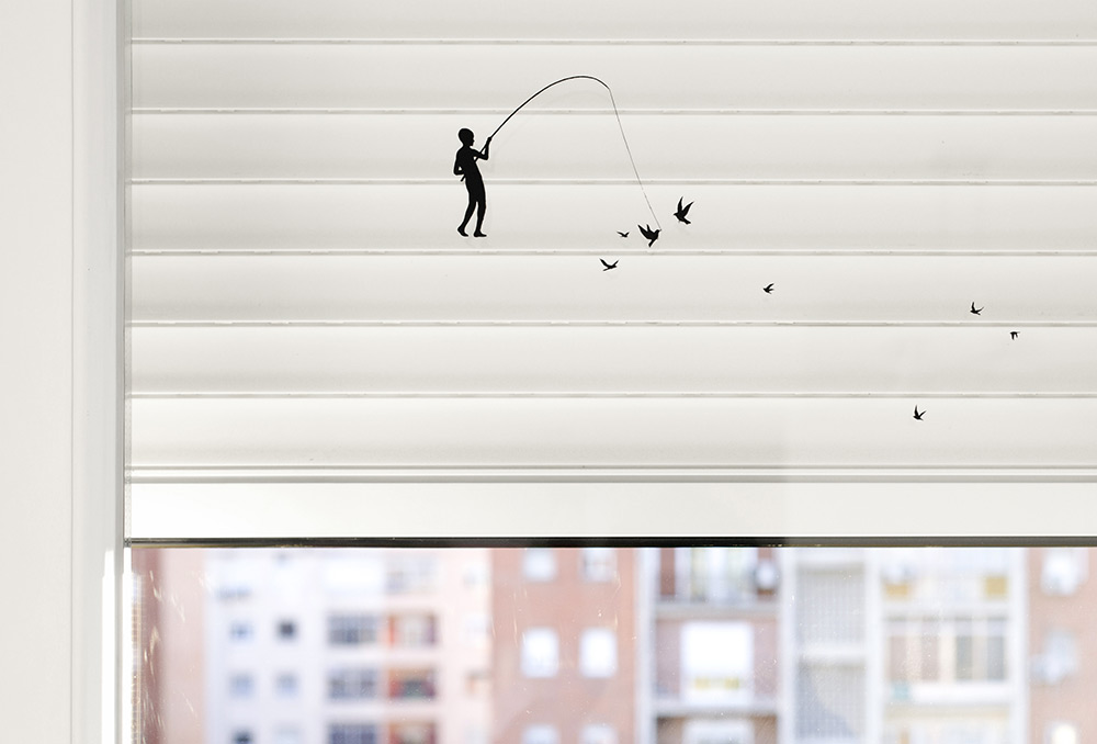 Illustration : Pejac