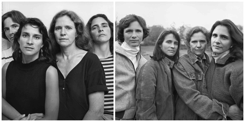 1989-1990 Photo : Nicholas Nixon
