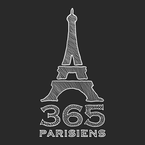 365 parisiens - Constantin Mashinskiy