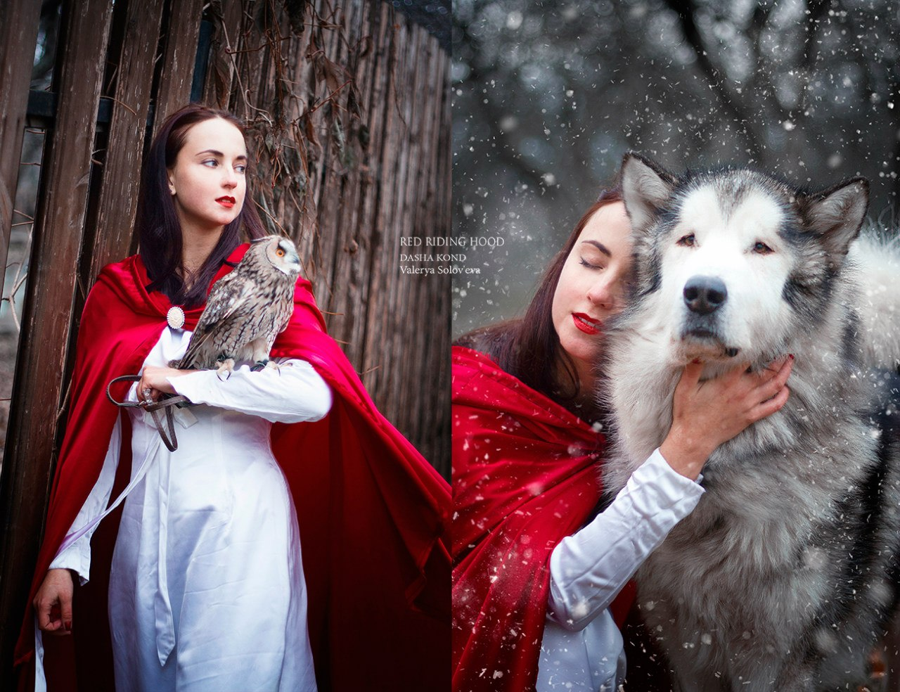 Photo : Darya Kondratyeva / Miracle / Chaperon Rouge