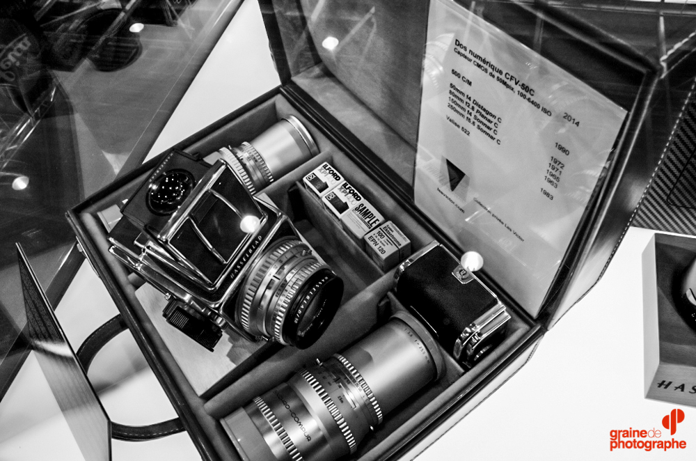 Stand Hasselblad