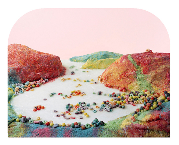 Fruit Loops Landscape Photo : Barbara Ciurej & Lindsay Lochman