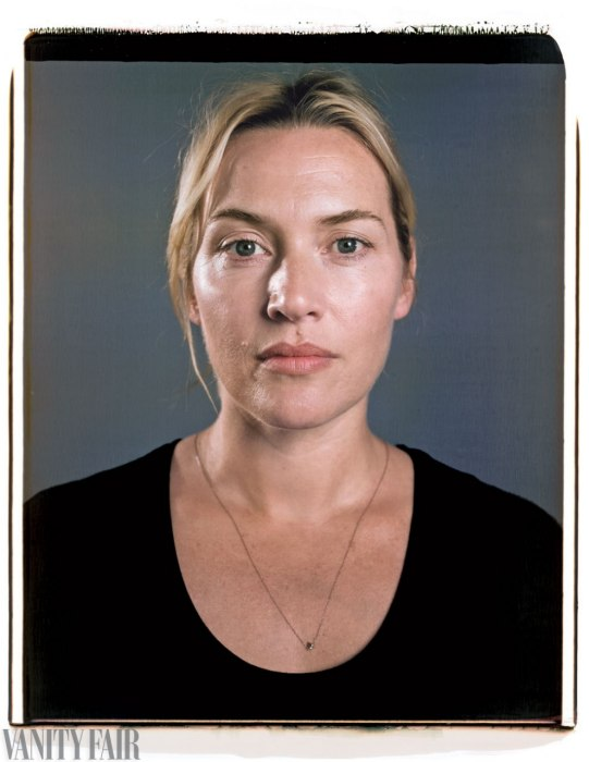 Kate Winslet Photo : Chuck Close