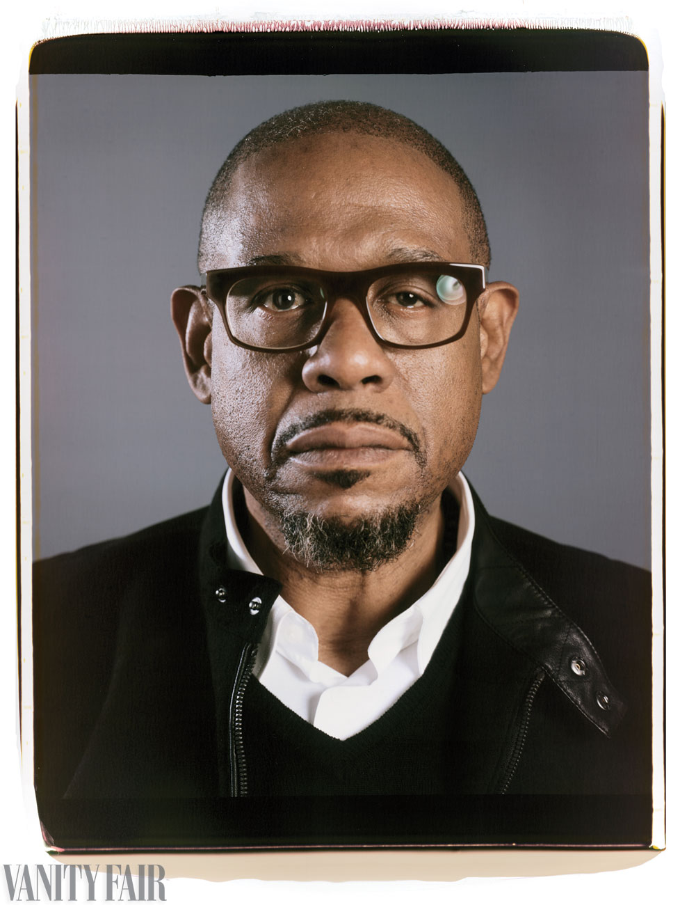 Forest Whitaker Photo : Chuck Close