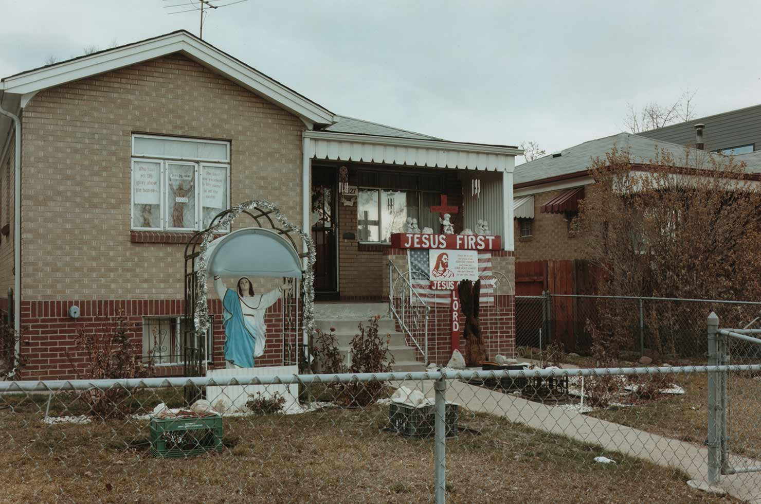 33rd Avenue, Denver, Colorado Photo : Tim Richmond