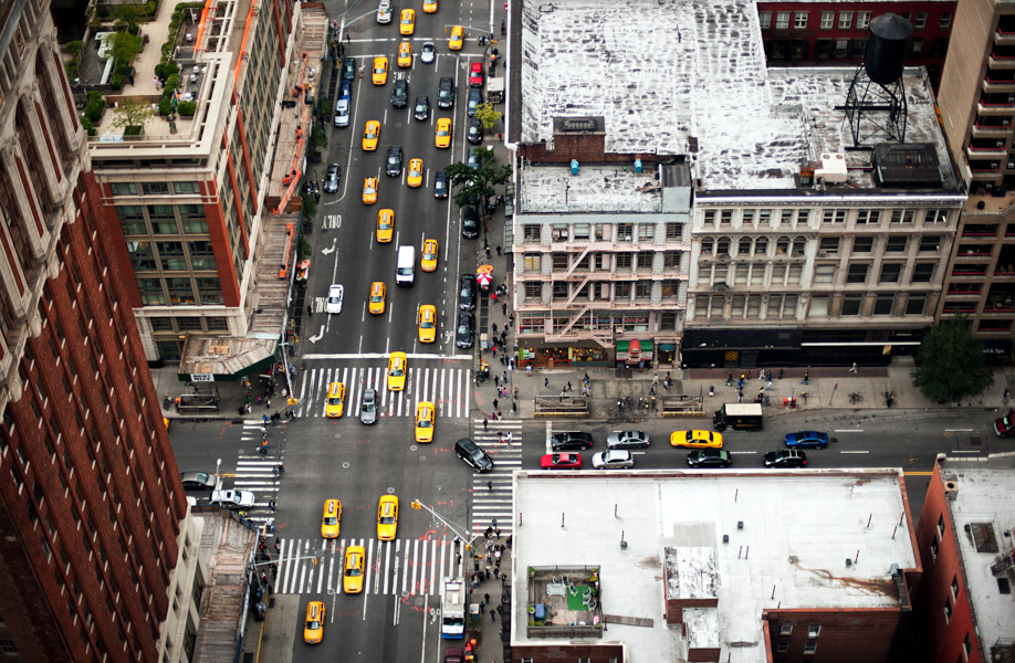 Chelsea, New York City - Photo : Navid Baraty