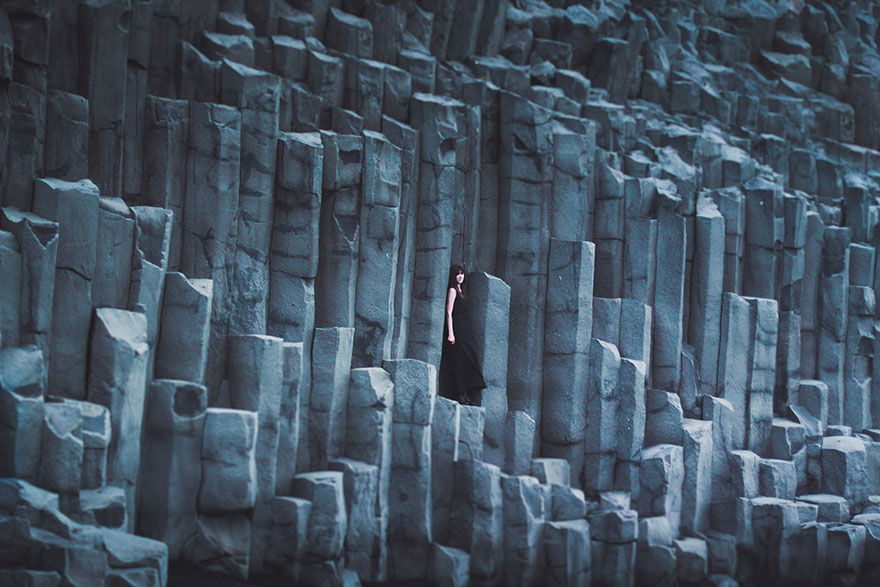 Conforming Beauty - Photo : Elizabeth Gadd